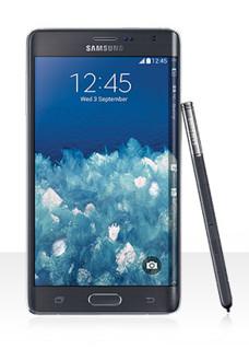 Samsung Galaxy Note Edge - Main